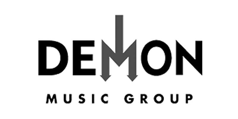 demon music logo