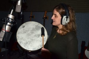 fay johnsone drumming