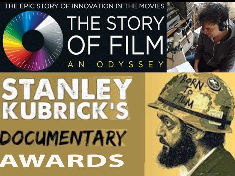 the story of fim stanley kubrick award