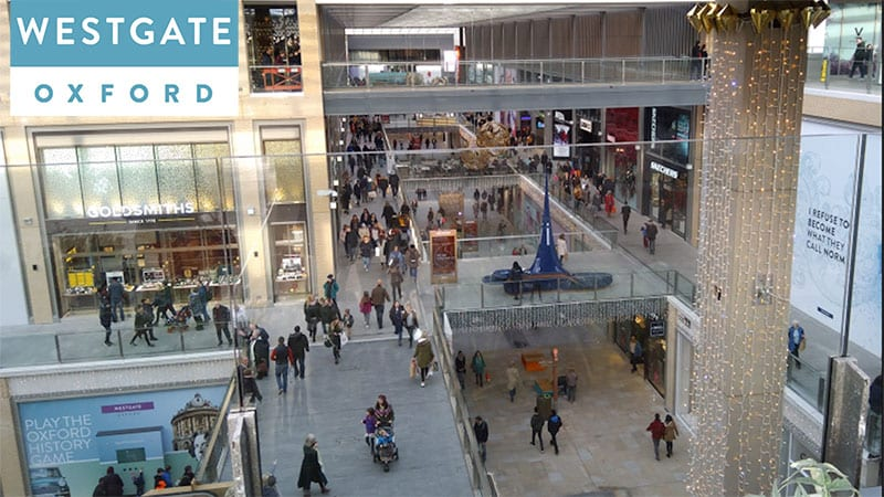 westgate mall oxford
