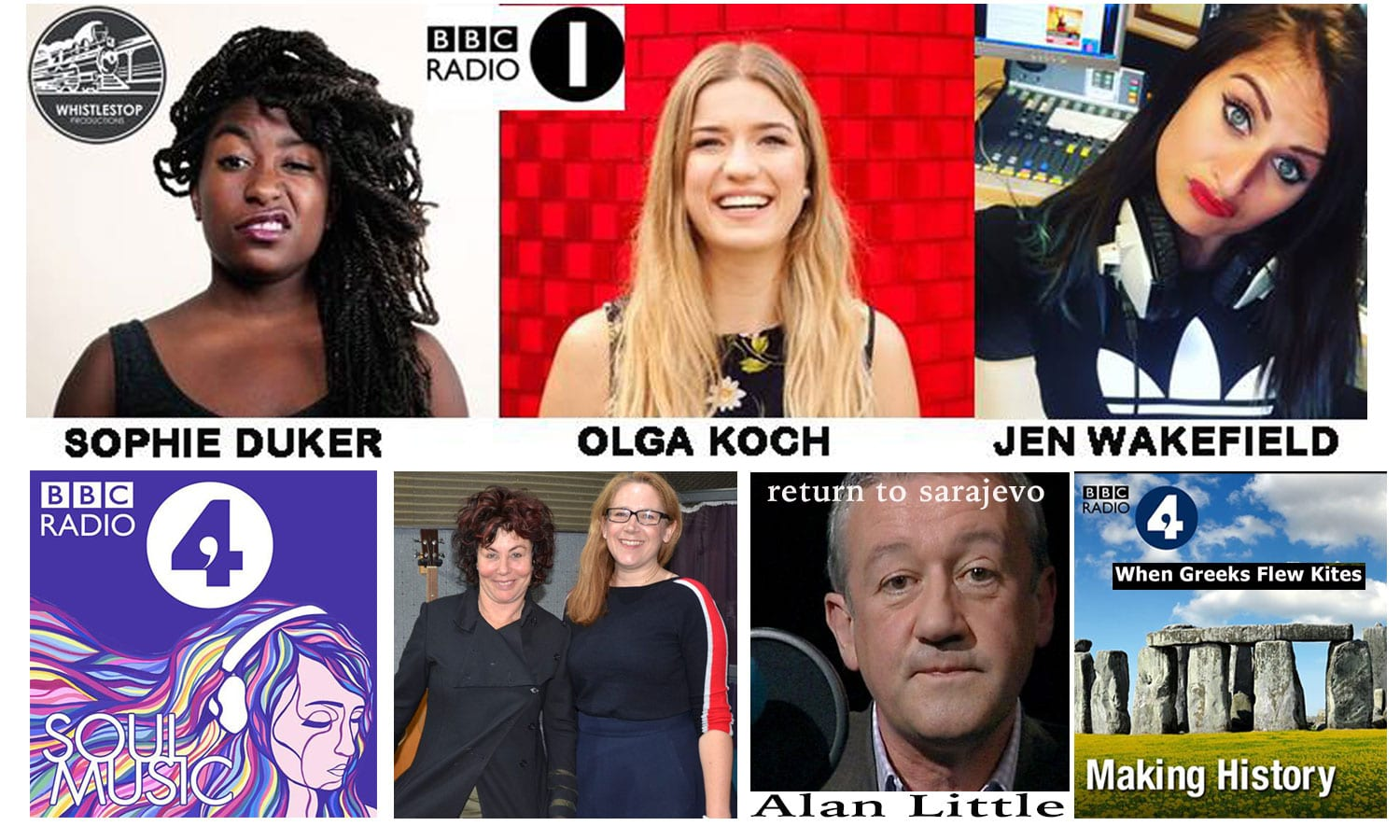 bbc radio projects