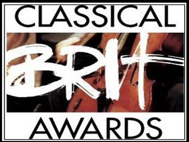 classical brit award