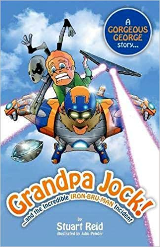 grandpa jock audio book recorded at Offbeat