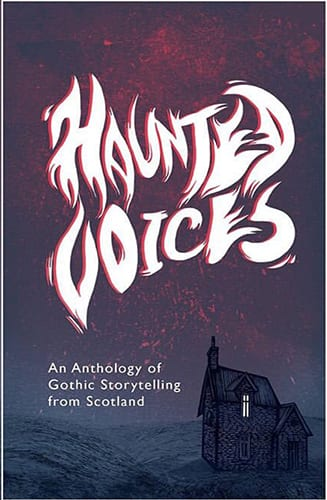 haunted voices audio book recorded at Offbeat