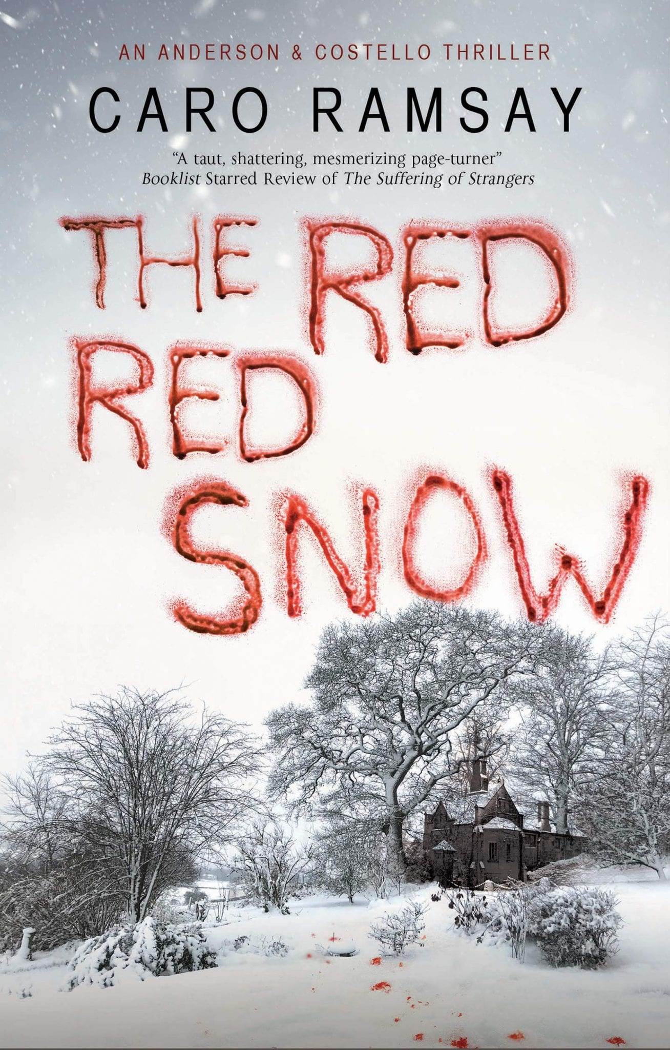the red red snow