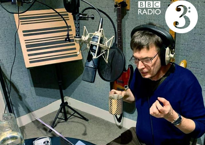 ian rankin at offbeat studios