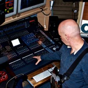 offbeat recording studio in edinburgh