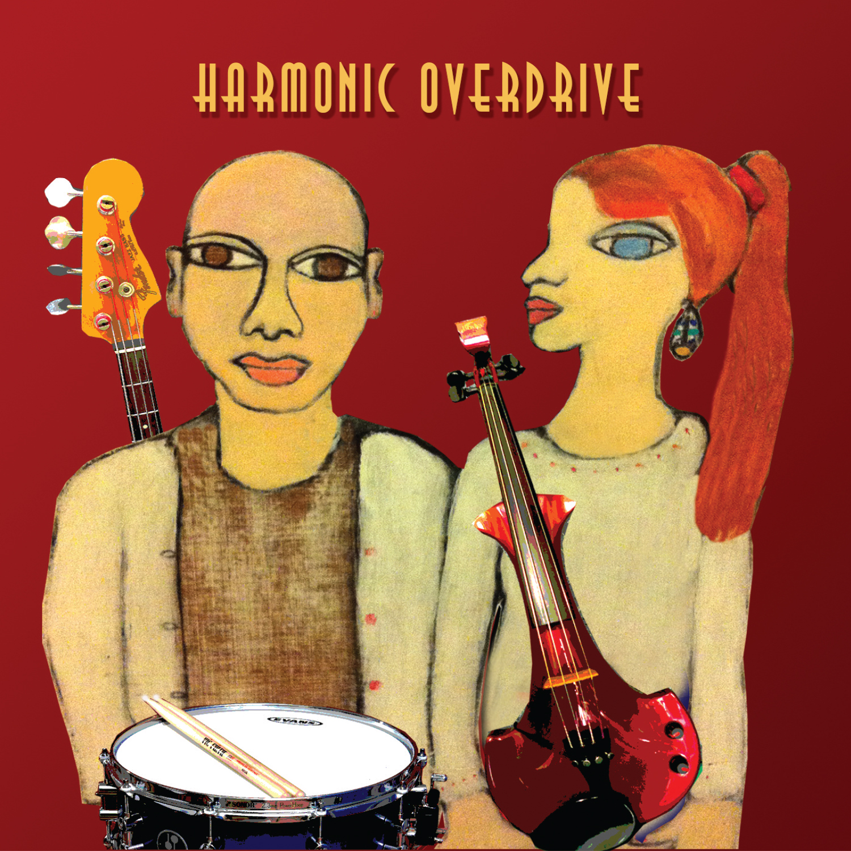 harmonic overdrive cd cover